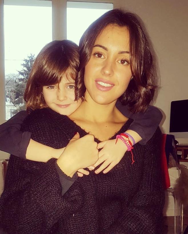 Marina la fondatrice de Noö et sa fille Gabrielle